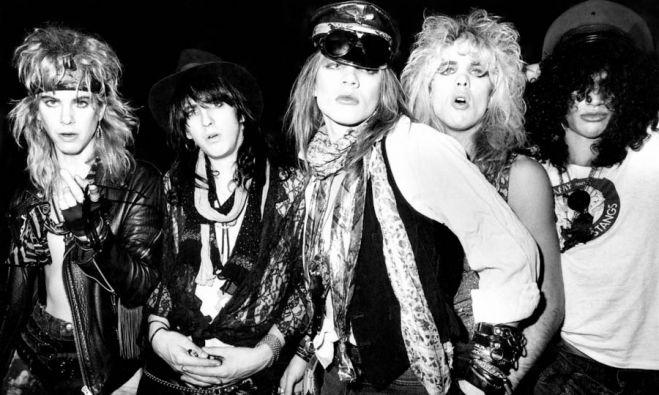 Guns N' Roses: Nice Boys Don't Play Rock & Roll